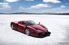 The Ferrari Enzo