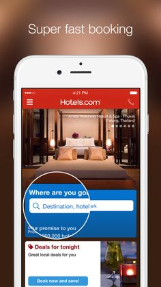 4 Best Apps for Booking Last-Minute Hotels | iPhoneLife.com
