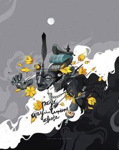 Las Espectaculares Ilustraciones de Julián Ardila | FuriaMag | Arts Magazine