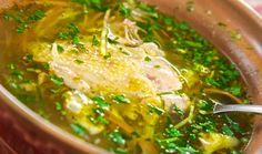 Zeamă de găină cu tăieţei de casă şi ciuperci - Supe, borşuri, ciorbe, zeamă Supe, Ethnic Recipes, Food, Kitchens, Essen, Meals, Yemek, Eten