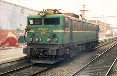 Locomotive, Spain, Vehicles, Trains, San Juan, Electric Locomotive, Sevilla Spain, Car, Locs