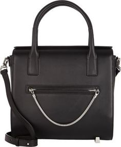 9cf0f09da9 Alexander Wang Chastity Large Satchel at Barneys.com Studded Bag