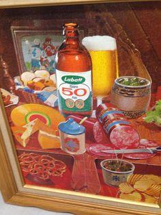 Labatt50 biere beer vintage draw Canadian Recipes, Canadian Food, Vintage Drawing, Liquor, Ale, Cards, Ale Beer, Liqueurs, Maps