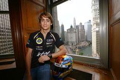 Esteban Gutiérrez: 'Me veo listo para correr ya en la Fórmula Uno' Esteban Gutierrez, Formulas, Viera, Captain Hat, Hats, Fashion, Sports, Moda, Hat
