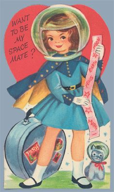 Want To Be My Space Mate?