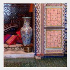 colours and tiles