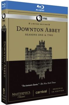 Masterpiece Classic: Downton Abbey - Season 1 & 2.