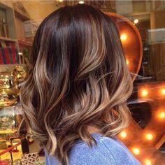 Mechas tiger eye: la nueva tendencia para llevar en el cabello este 2017 | Siempre Mujer