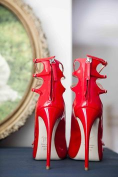 sky high heels by http://www.giuseppezanottidesign.com/ not for the faint of heart  Photography by arthausfoto.com