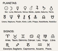 Astrological Symbols, Planetary Symbols, Baby Witch, Magic Book, Mini Tattoos, Book Of Shadows, Tarot, Witchcraft, Horoscope