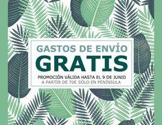 Gastos de envío GRATIS hasta el 9 de Junio para compras a partir de 70€ en Península.  http://elblogdeperfumesrioja.com/gastos-de-envio-gratis-7/