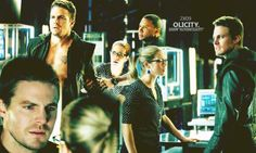 Arrow - Felicity & Oliver #2.9 #Season2 #Olicity