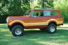 1980 International Harvester : Scout SCOUT II