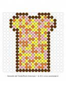 Thema-Eten en Drinken--Kralenplank ~ Juf Milou - #DrinkenKralenplank #en #Juf #Milou #ThemaEten