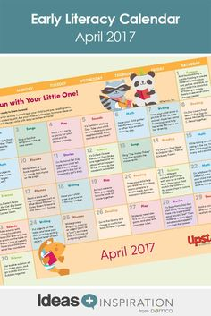Give parents a full month of fun and simple early literacy activities that they can share with their kids to boost learning at home. Free Activities, Literacy Activities, Infant Activities, Before Kindergarten, Reading Themes, Educational Crafts, Song Play, Library Programs, Early Literacy