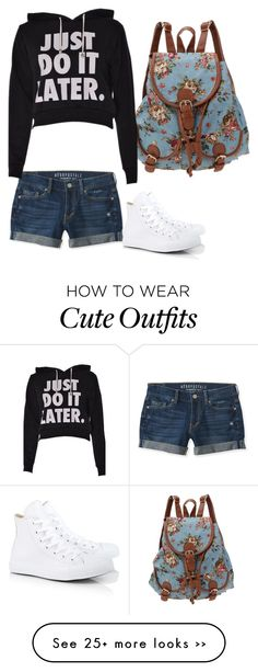 """""""school outfit"""" by zazacute on Polyvore"""