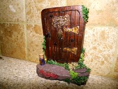 Fairy door Real Fairies, Fairy Doors