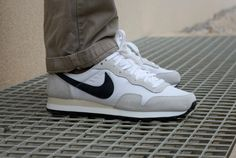 #Nike Air Pegasus 83 White #Sneakers I had a pair of this when I was a kid.
