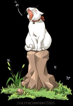 にゃんこ★あくび,How to Draw Critters and Creatures, Study Resources for Art Students , CAPI ::: Create Art Portfolio Ideas at milliande.com, Art School Portfolio Work , Critters, Creatures, Cartoon Animals, Cats