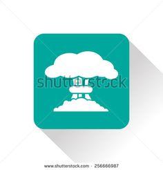 stock-vector-mushroom-cloud-nuclear-explosion-silhouette-vector-256666987.jpg (450×470)