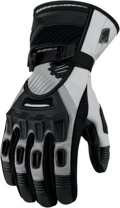 Mechanized 6 Insulated Grey Glove   Products   Arctiva