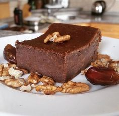 Discover recipes, home ideas, style inspiration and other ideas to try. Healthy Cake, Healthy Desserts, Healthy Recipes, Sweet Desserts, Sweet Recipes, Baking Recipes, Dessert Recipes, Breakfast Snacks, Sweet Cakes