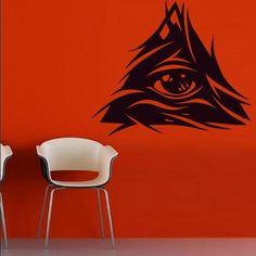 Wall Decal Decor Decals Art Sticker All Seeing Eye Annuit Coeptis Illuminati God Triangle Providence Inscription (M778) DecorWallDecals http://www.amazon.com/dp/B00H7G04OW/ref=cm_sw_r_pi_dp_Nym2ub1CVES1V