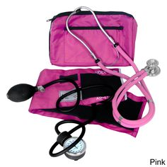 First Aid Dixie Ems Blood Pressure and Sprague Stethoscope Kit http://tmiky.com/pinterest