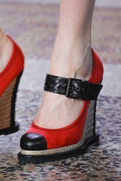 Bottega Veneta, Весна/Лето 2018, Милан, Womenswear