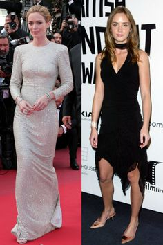 Emily Blunt made her red carpet debut at the 2004 British Independent Film Awards. See 44 other celebrities' first big events.