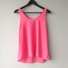 Frenchi Top Extremely cute light pink top by Frenchi. Frenchi Tops