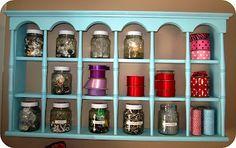 #Craft Room Organization