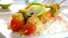Hake Kebabs Kebab Recipes, Fish Recipes, Spice Combinations, Kebabs, Seafood Dishes, Potato Salad, Spices, Cooking Recipes, Yummy Food