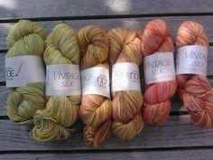 Vintage Silk. Karen Noe. Stricken