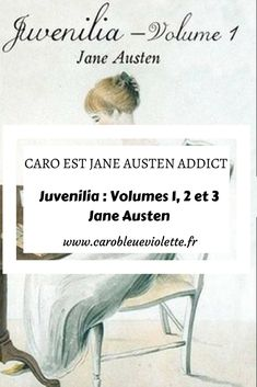 Les Juvenilia sont une série de textes écrits par Jane Austen durant son adolescence. Bien que ces histoires soient originellement destinées au seul divertissement de ses proches, Jane a plus tard entrepris de les retravailler et de les retranscrire dans trois carnets qui ont survécu jusqu'à notre époque. #JaneAusten #Juvenilia #lecture