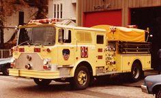 Fire Dept, Fire Department, Fire Equipment, Mack Trucks, Firetruck, Fire Apparatus, Emergency Vehicles, Fire Engine, Firefighters