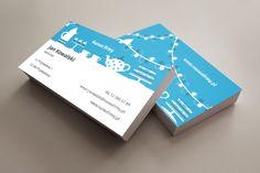 Śniadanie u Tiffany'ego Business Cards, Tiffany, Cards Against Humanity, Visit Cards, Carte De Visite