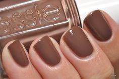 Mink Muffs Essie Nail Polish is on my shopping list