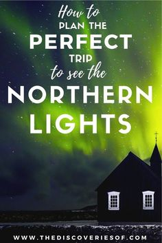 Northern Lights I Aurora Borealis I Iceland I Scotland I Norway #northernlights #nature #travel #winter