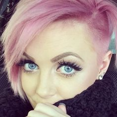 Pretty in pink with #AvedaColor