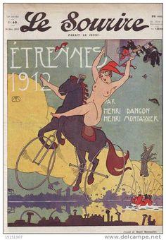 Henri Montassier (1880 - 1946). Le Sourire, 14 Décembre 1911. [Pinned 13-ii-2015]