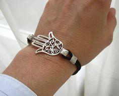 Hamsa Bracelet Hand of Fatima