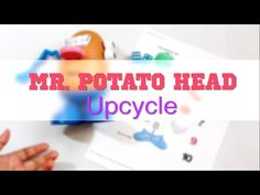 Mr. Potato Head Upcycle + COLLAB INVITE - YouTube