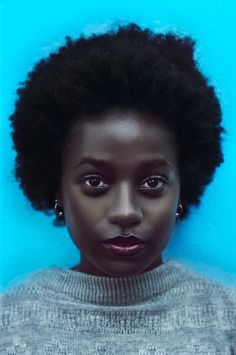 Popular afro hairstyles for woman – My hair and beauty Black Is Beautiful, Beautiful Dark Skinned Women, Beautiful Ladies, Pelo Natural, Natural Hair Care, Natural Hair Styles, Dark Skin Beauty, Hair Beauty, Black Beauty