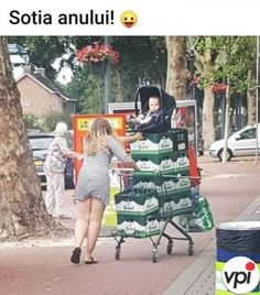 Soția anului Baby Strollers, Humor, Park, Children, Funny, Outdoor Decor, Baby Prams, Toddlers, Cheer