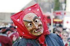 Narro narri carnival Mask