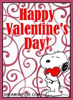 Snoopy and Woodstock Valentine Greetings Happy Valentines Day Pictures, Quotes Valentines Day, Valentines Greetings, Valentines Art, Be My Valentine, Valentine Messages, Vintage Valentines, Snoopy Valentine's Day, Snoopy Hug