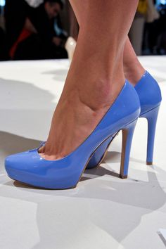 Spring/ Summer 2013 Shoe Trends - Classic High Heels