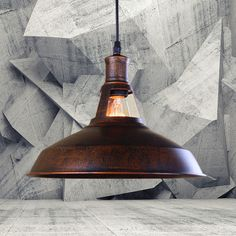 Copper Antique Industrial Barn LED Hanging Pendant Light with Metal Dome Shade https://qdiz.com/?p=3210