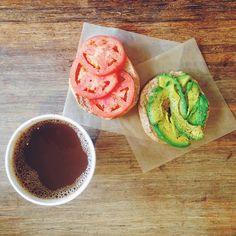 Avocado bagel and coffee from whole foods. #avocado #bagel #coffee #wholefoods #organic #healthy #health #cleaneats #cleaneating #breakfast #lategram #vegan #vegansofig #vegetables #veganrecipe #veganfoodshare #veganrecipeshare #wholefoods #whatveganseat #organic #cleaneating #healthy #foodshare #recipeshare #picoftheday #foodshare #foodisfuel #foodforfuel #Padgram